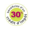 30% Crédit d'impots