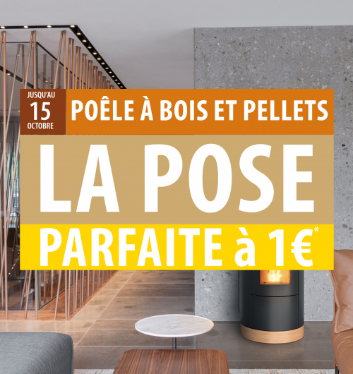 Poêle à pellets Wall Air MCZ