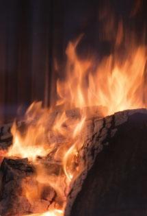 Augmentez le rendement de votre cheminée ouverte