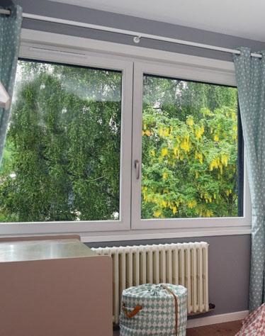 Pose de fenêtre PVC en rénovation