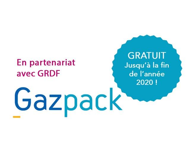 En partenariat avec GRDF