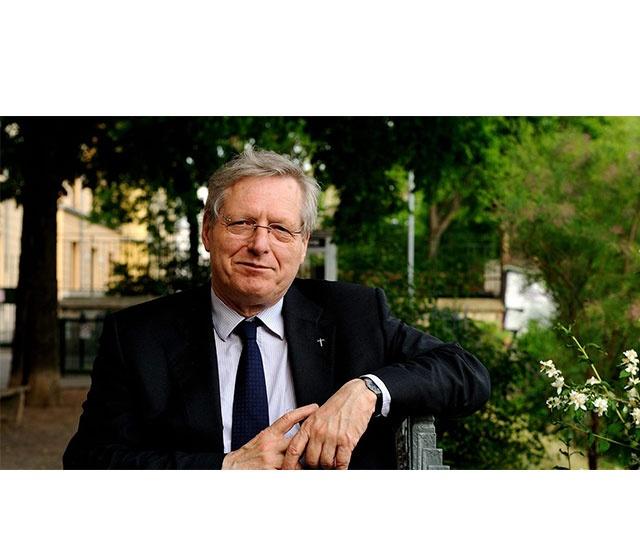 Bernard Devert, fondateur d'Habitat et Humanisme