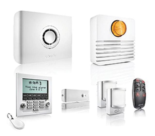Les alarmes connectées sécurisent votre maison