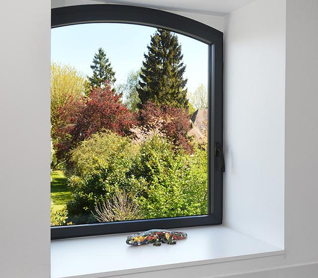 la fenêtre alu contemporaine et design