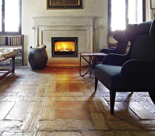 Transformer sa cheminée en source de chauffage