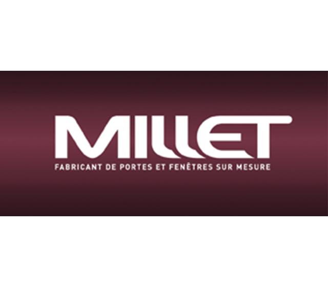 Menuiseries MILLET : notre partenaire fenêtre Bois, PVC et Alu