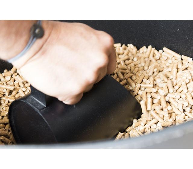 choix du combustible poêle à pellets