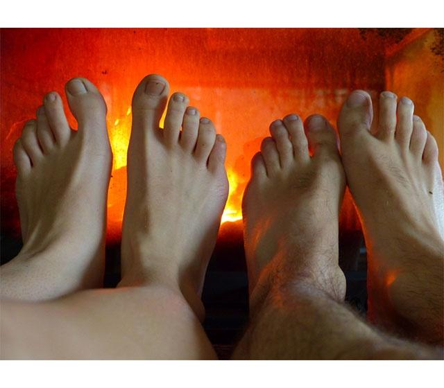 Capacité de chauffe poêle à bois