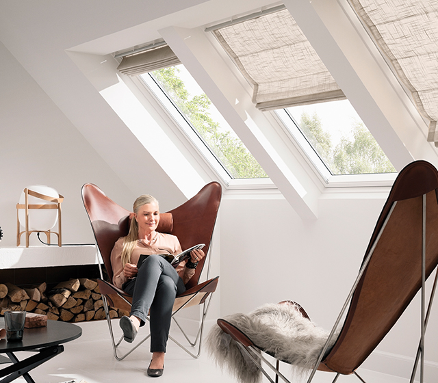 store velux comment bien choisir le store adapt vos besoins. Black Bedroom Furniture Sets. Home Design Ideas
