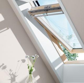 Velux - Vidéo des nouvelles fenêtres de toit