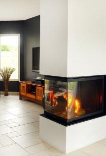 Nettoyage insert cheminée ou poêle bois