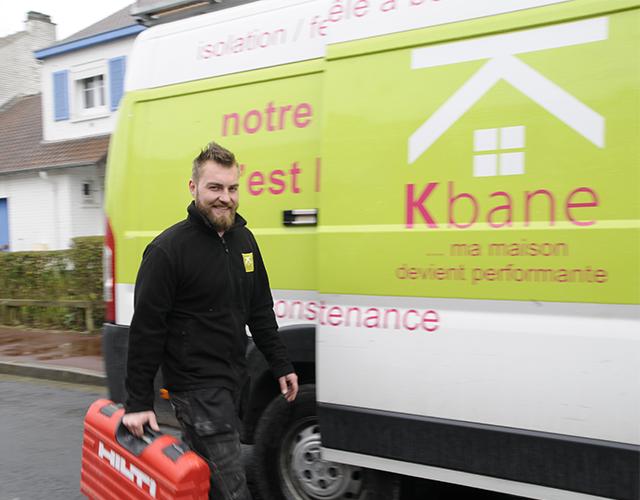 Kbane entretient votre installation de chauffage