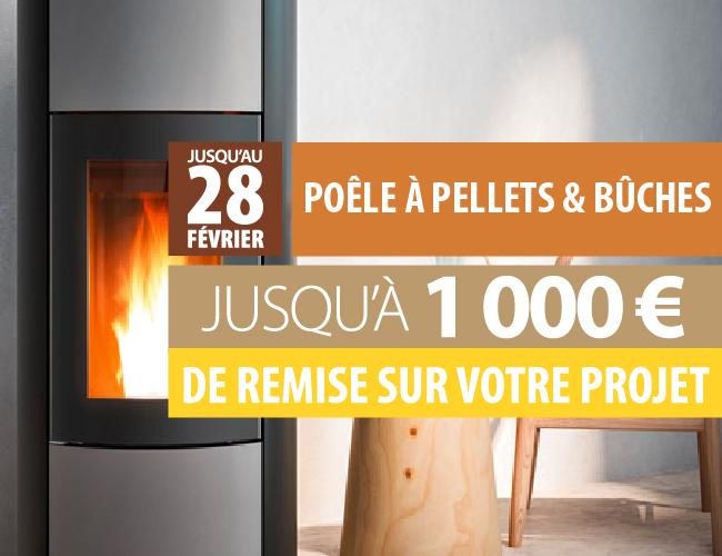Un projet poêle ou cheminée ? Demandez votre devis gratuit !