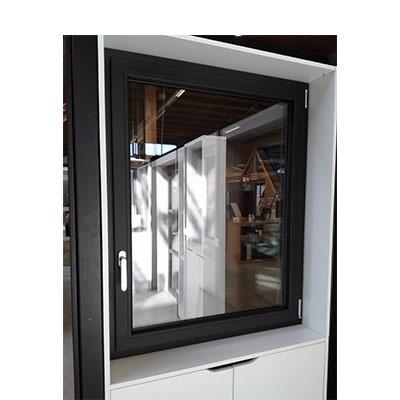 Fenêtre PVC Koncept 2.0 Mini noire