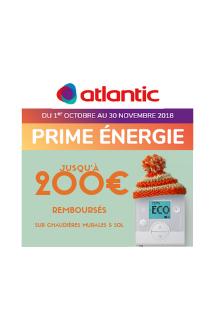 Prime énergie jusqu'à 200€