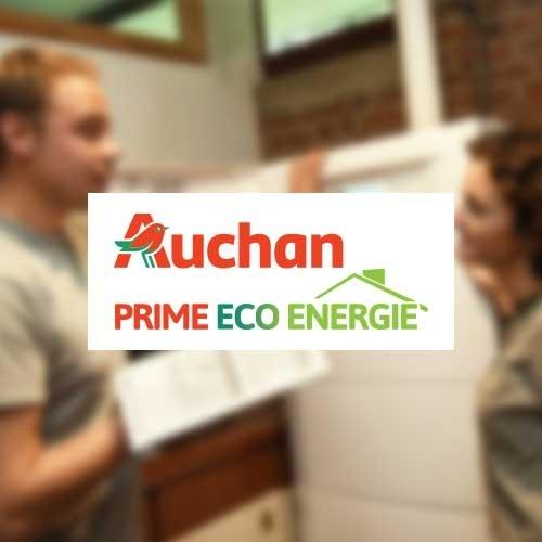 Prime eco énergie Auchan