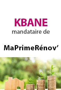 Kbane mandataire MaPrimeRénov'