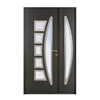 Porte d'entrée aluminium  Acora