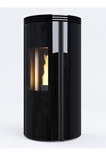 Poêle à pellets SKIA DESIGN Fusion 24V