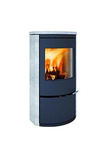 Poêle à bois Warm 11 7,7kW
