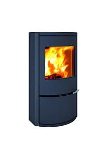 Poêle à bois Warm 9 7,7kW