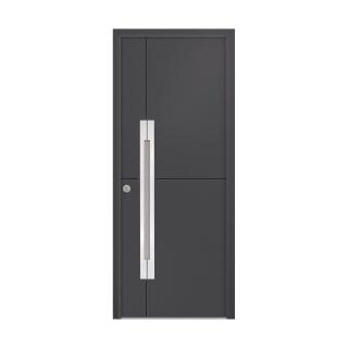 Porte d'entrée aluminium Diorite