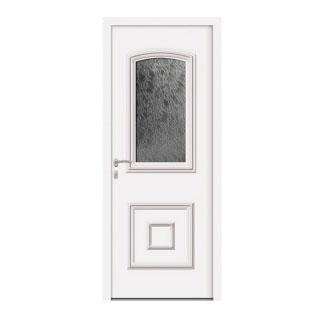 Porte d'entrée aluminium Capella 1L