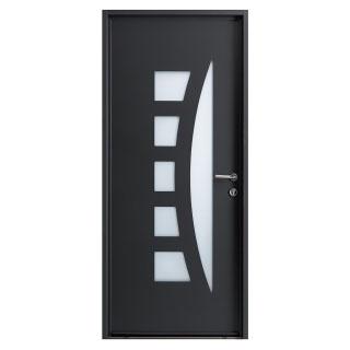 Porte d'entrée aluminium  Centauria