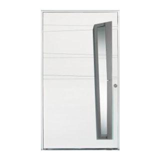 Porte d'entrée aluminium Chrystal