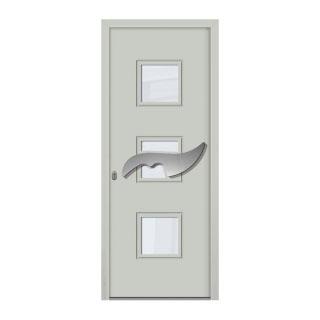 Porte d'entrée aluminium Gaspra 3