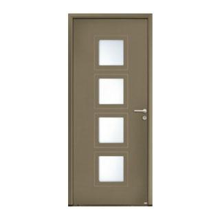 Porte d'entrée aluminium Marsa