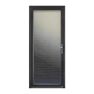 Porte d'entrée aluminium Mavoko