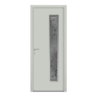 Porte d'entrée aluminium Mexico 1