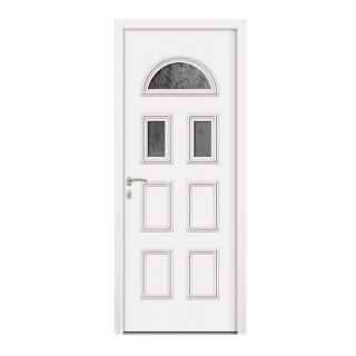 Porte d'entrée aluminium Orion 3