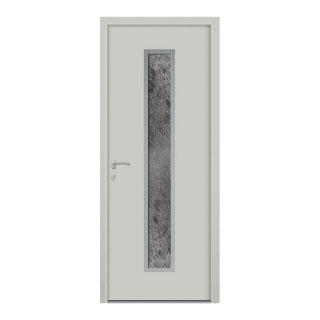 Porte d'entrée aluminium Pasto 1