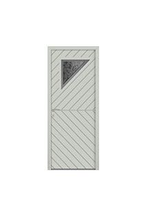Porte d'entrée aluminium Sinople 1