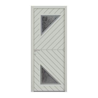 Porte d'entrée aluminium Sinople 2