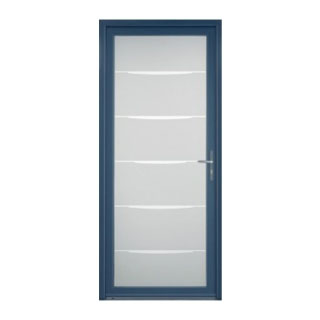 Porte d'entrée aluminium Yoga