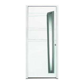 Porte d'entrée alu/ bois Chrystal