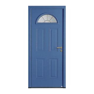 Porte d'entrée alu/ bois Hudson