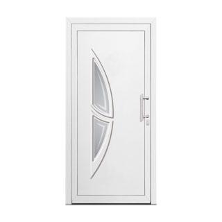 Porte d'entrée PVC Delta