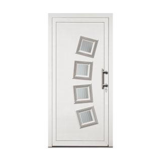 Porte d'entrée PVC Epsilon