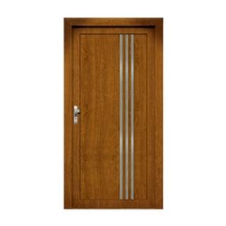 Porte d'entrée PVC Tau