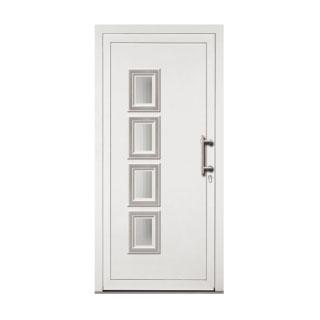 Porte d'entrée PVC Upsilon