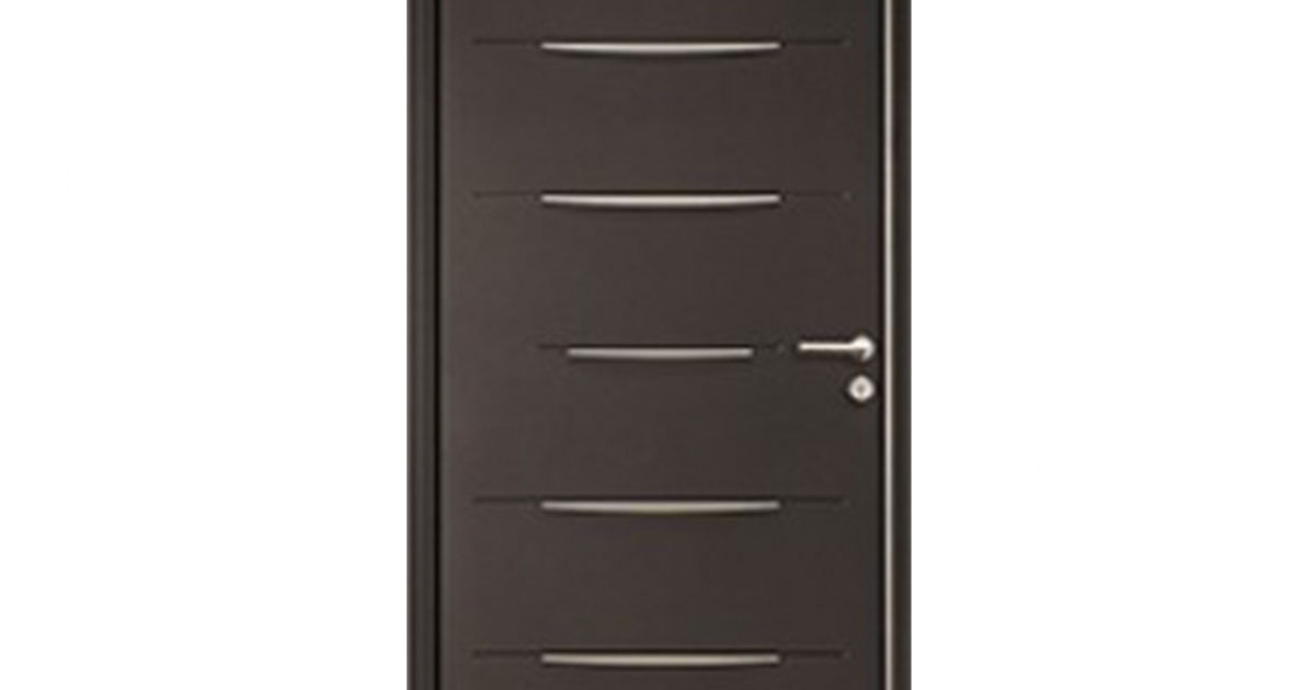 porte d 39 entr e aluminium alin a. Black Bedroom Furniture Sets. Home Design Ideas