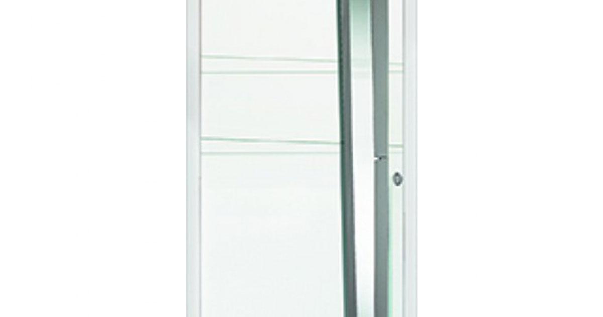 Porte d 39 entr e mixte alu bois chrystal - Porte d entree mixte alu bois ...