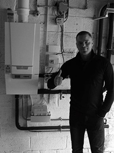 Installation chaudière gaz condensation De Dietrich