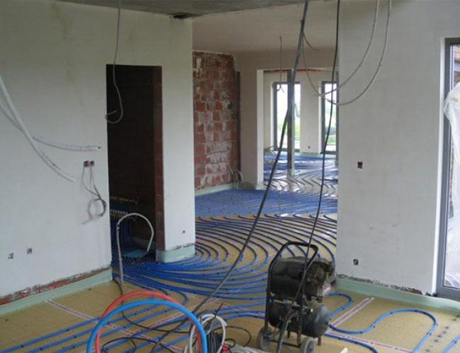 installation d'un pompe à chaleur en géothermie à Wasquehal