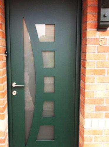 Pose de 6 fenêtres PVC Oknoplast à Bondues