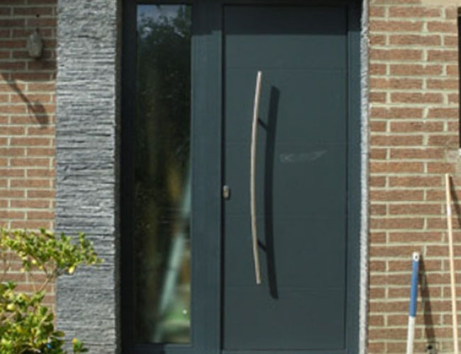 Pose de fenêtres en aluminium KLine dans le 59